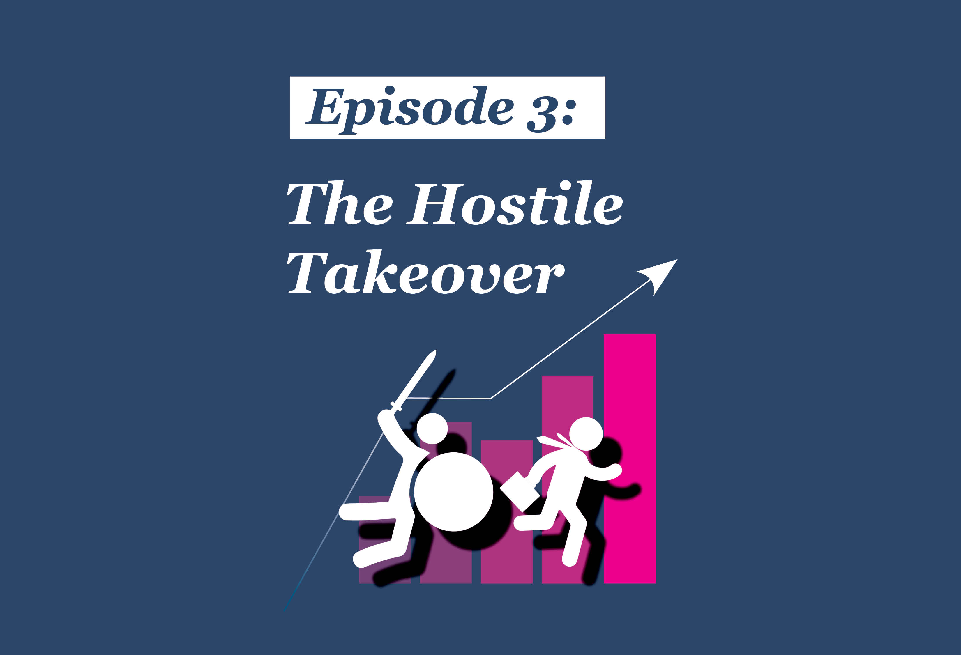 Absolute Return Podcast #3: The Hostile Takeover
