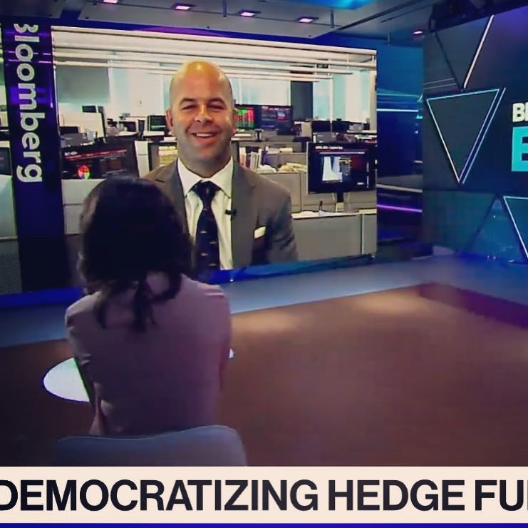 Meet the 'People's Hedge Fund Manager' Looking to Democratize Alt Investments