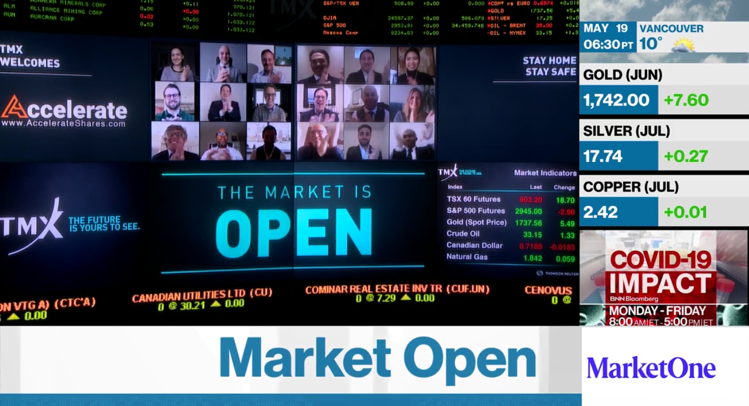 Accelerate Opens the Market to Celebrate the Launch of the Accelerate Arbitrage Fund