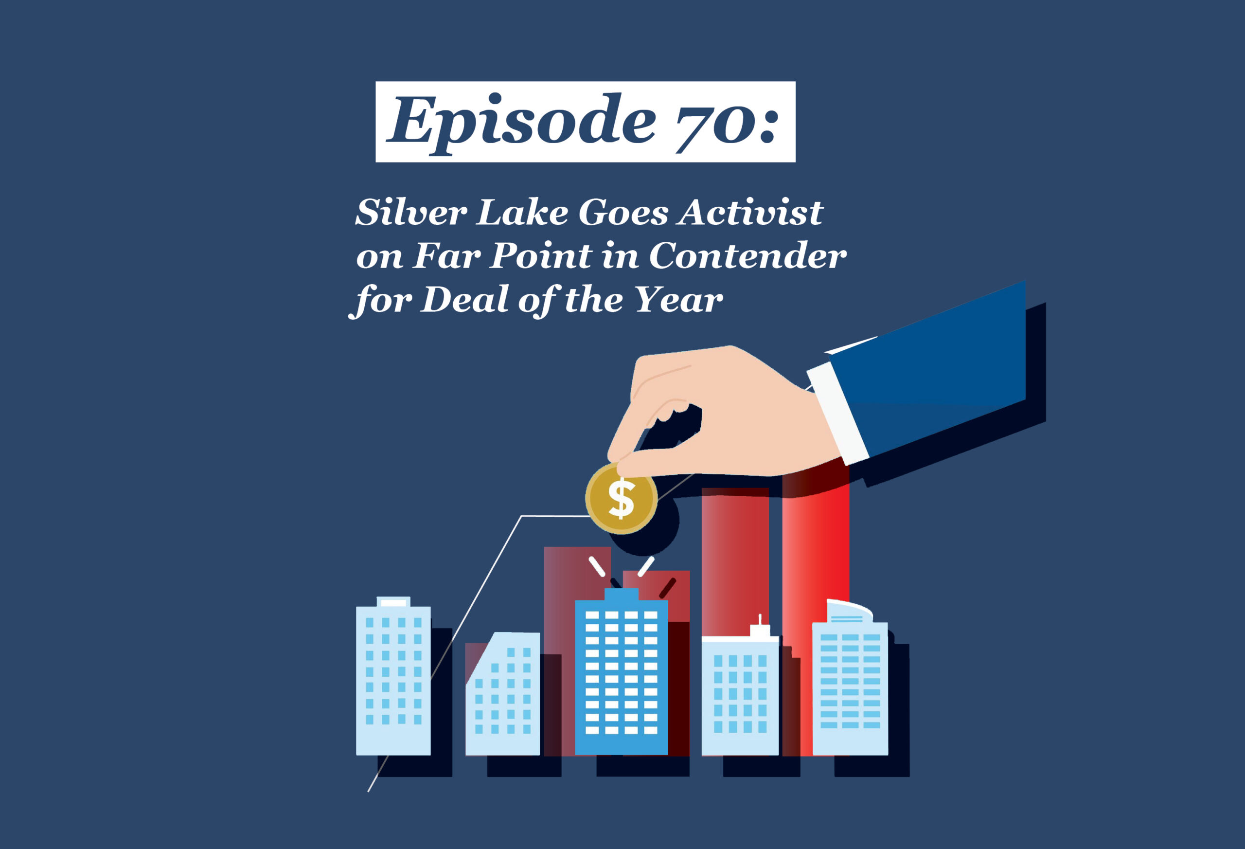 Absolute Return Podcast #70: Silver Lake Goes Activist on Far Point in Contender for Deal of the Year