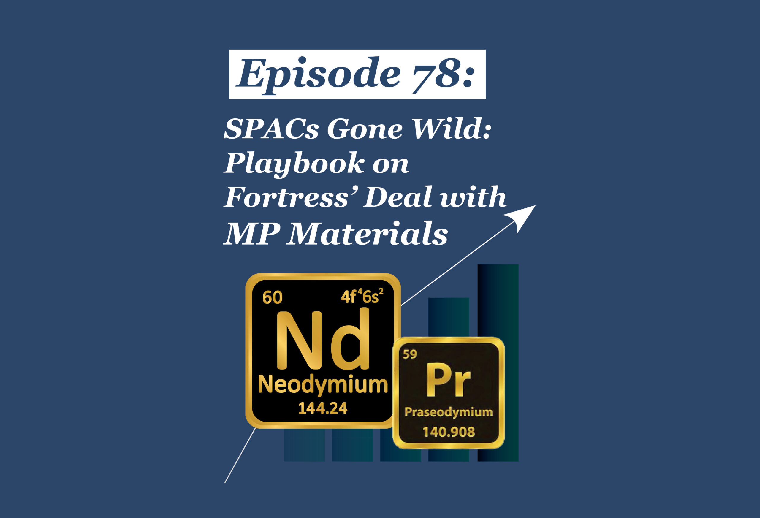Absolute Return Podcast #78: SPACs Gone Wild: Playbook on Fortress' Deal with MP Materials