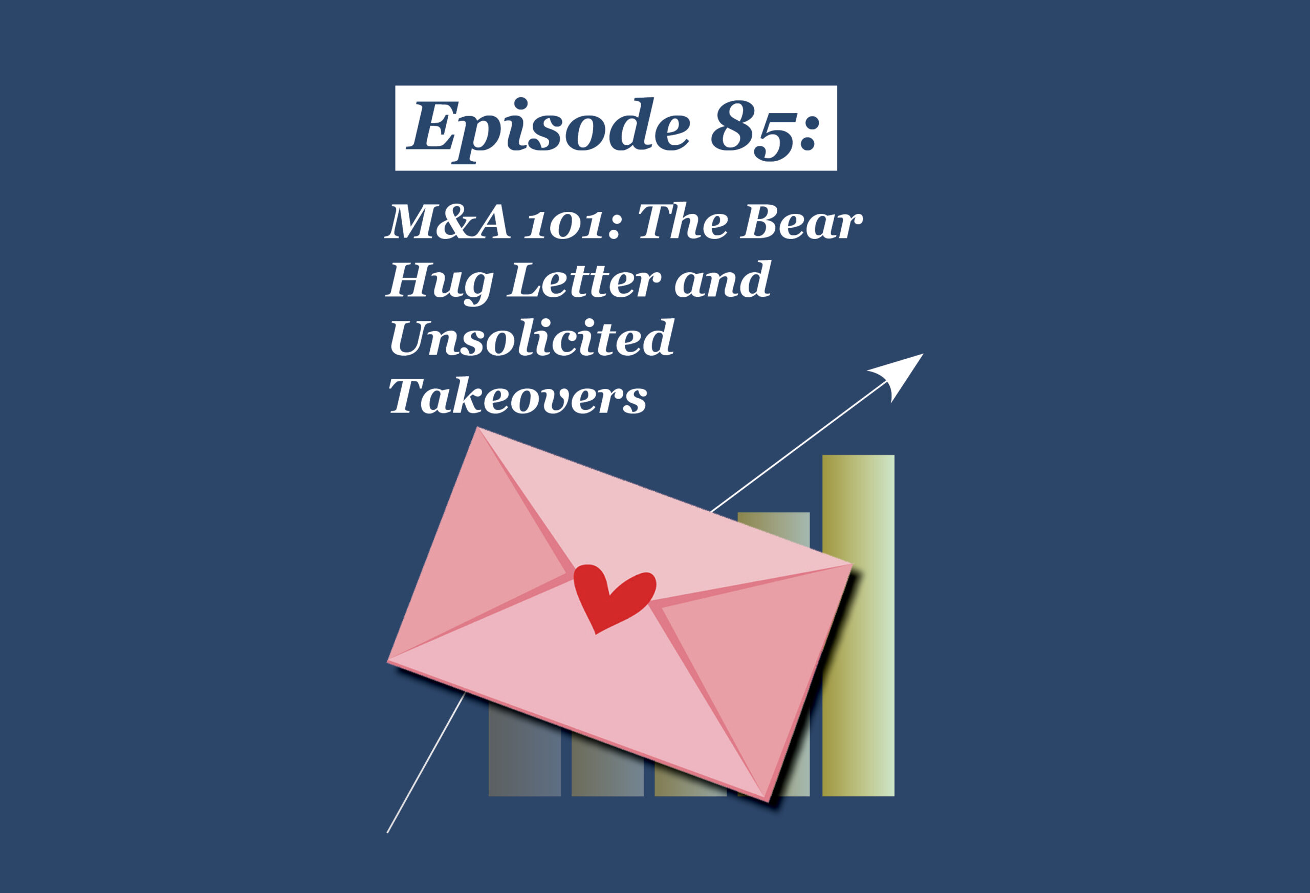 Absolute Return Podcast #85: M&A 101: The Bear Hug Letter and Unsolicited Takeovers