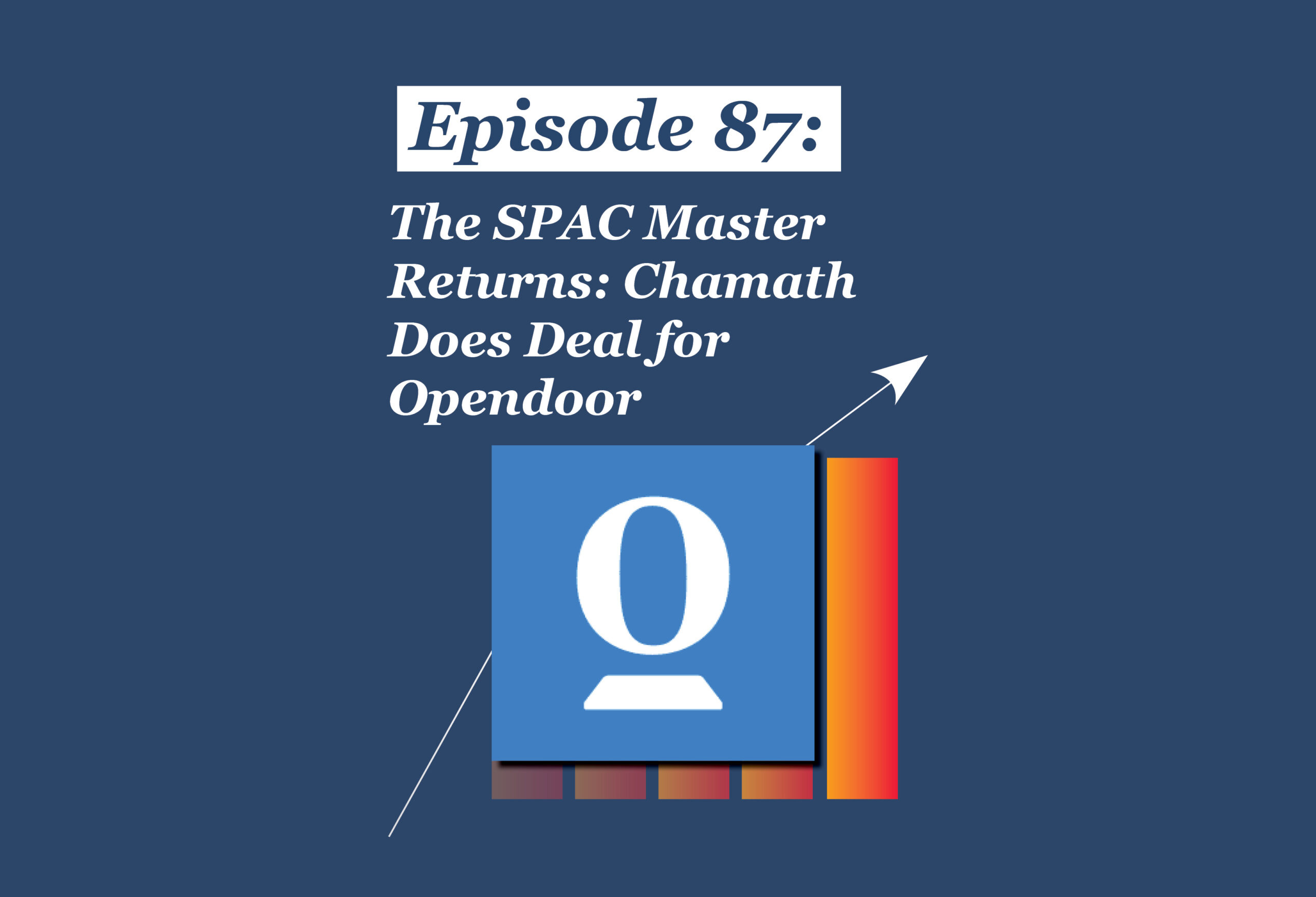 Absolute Return Podcast #87: The SPAC Master Returns: Chamath Does Deal for Opendoor