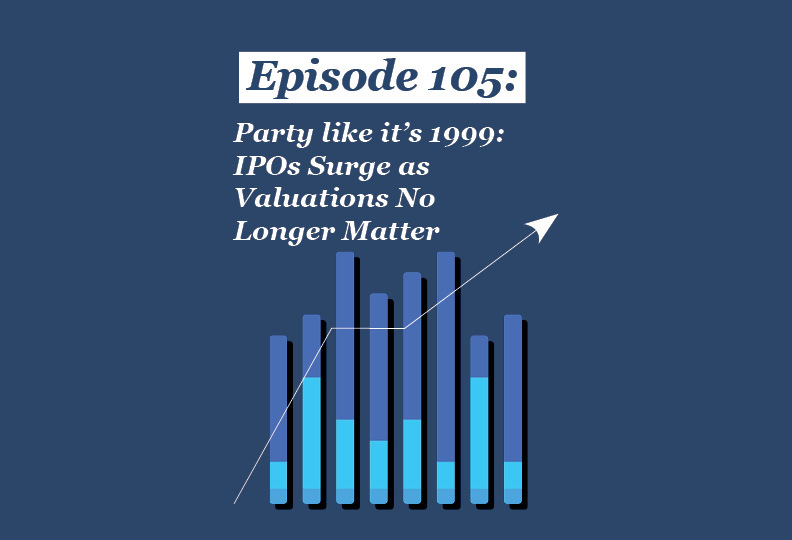 Absolute Return Podcast #105: Party like it's 1999: IPOs Surge as Valuations No Longer Matter