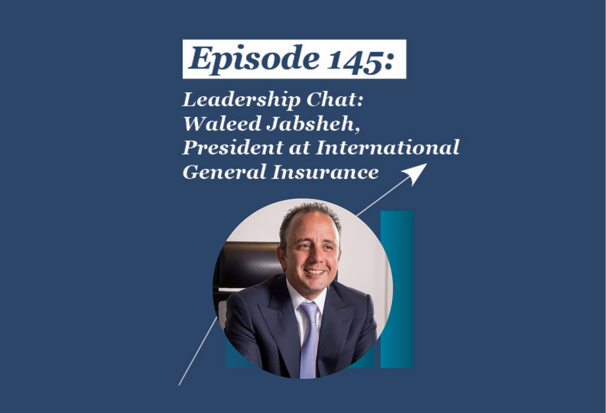 Absolute Return Podcast #145: Leadership Chat: Waleed Jabsheh, President at International General Insurance