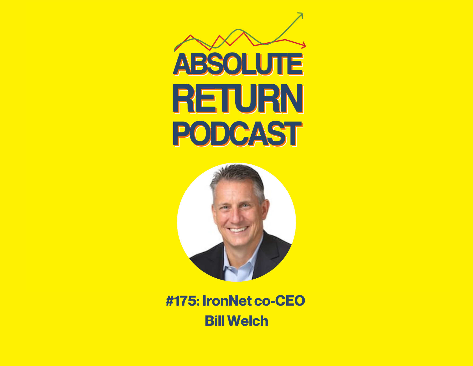 Absolute Return Podcast #175: Leadership Chat: IronNet co-CEO Bill Welch
