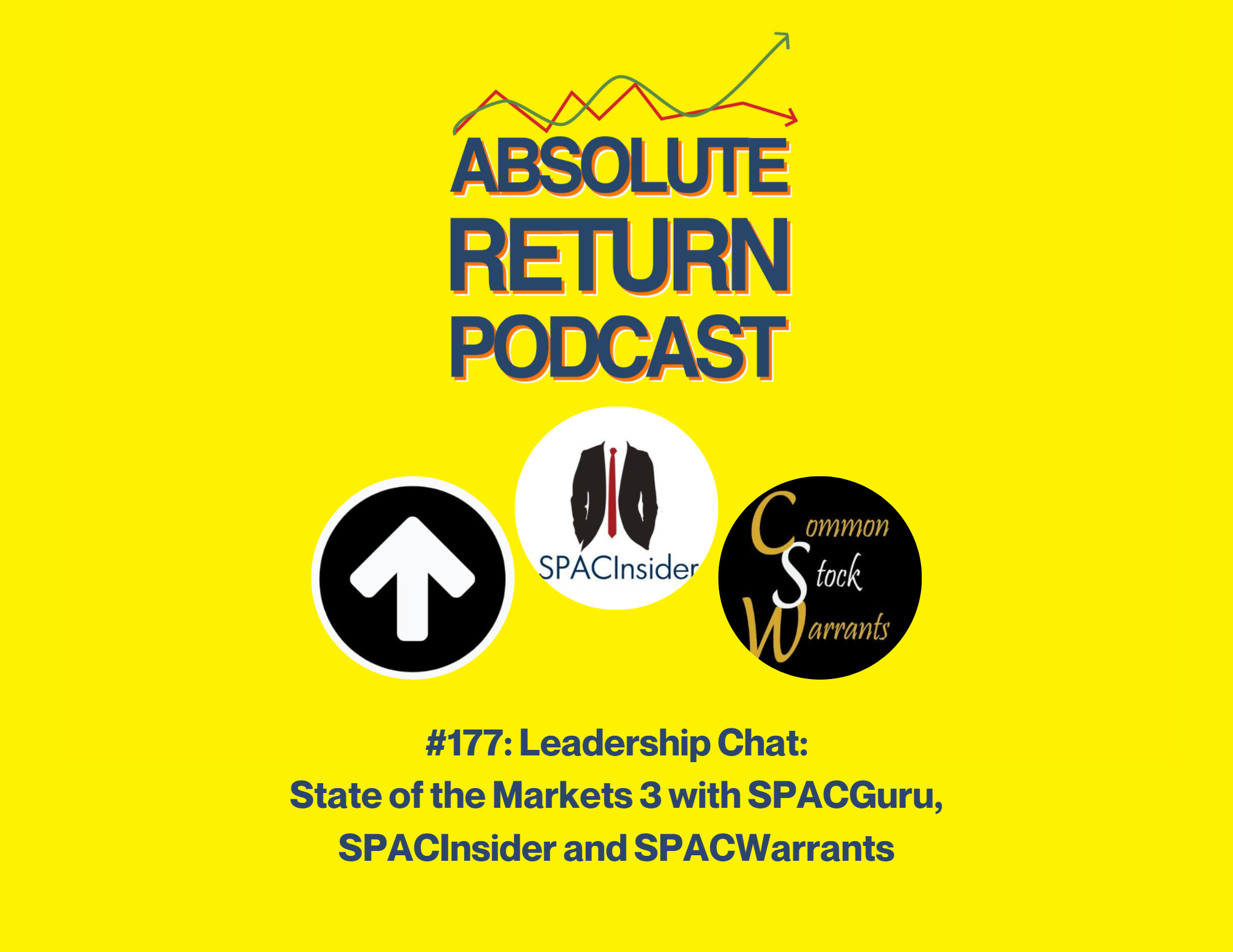 Absolute Return Podcast #177: State of the Markets 3 with SPACGuru, SPACInsider and SPACWarrants